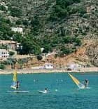 Actividades de Ocio Deporte Windsurf Jvea