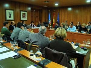 Pleno de enero en Javea