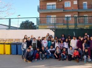 Xàbia instala contenedores de reciclaje en los colegios públicos 01