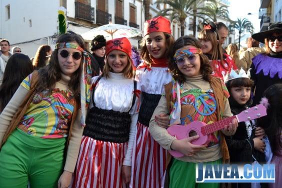 06 Carnaval Infantil 2013 en Xàbia