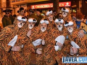 15 Carnaval 2013 en Xàbia