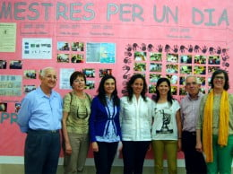 El colegio Vicente Tena de Jvea celebra su 50 aniversario