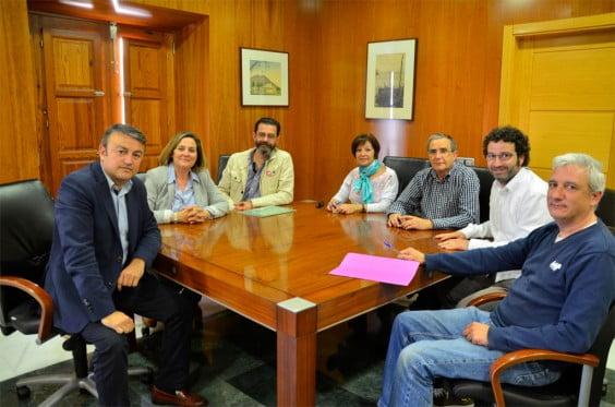 Jávea contituye una comisión sobre desahucios con la Plataforma de Afectados por la Hipoteca de la Marina Alta