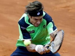 david ferrer Roma