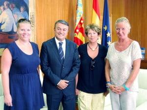 Firma del convenio del Ayuntamiento de Jávea con diferentes asociaciones del municipio.  (2)
