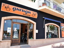 Gurugu Bicicletes  Xàbia