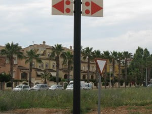 Así será la nueva señalización para las rutas en bici