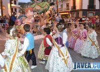 Fogueres de Sant Joan 2013