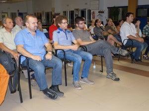 Miembros de Compromís per Xàbia