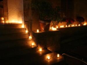 La noche de las velas solidarias se celebrará en Jávea el 28 de diciembre