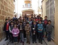 Participantes Torneo Navidad de ajedrez