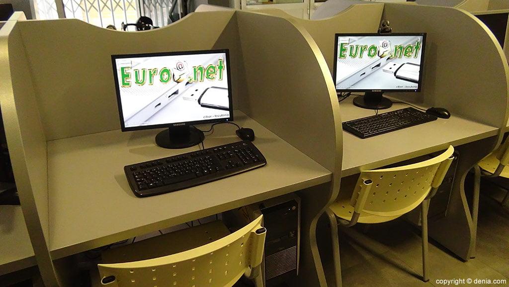 Euronet Jávea  Papelería  Jáveacom  Xàbiacom