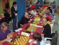 El C.E. Xàbia mejora posiciones en el Autonómico de ajedrez