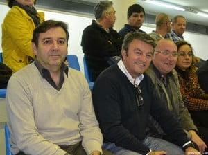 Antonio Miragall, José Chulvi, Juan Ortolá y Pepa Chorro