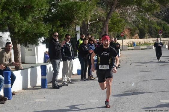Carlos Moragues quedó entre los primeros puestos de la clasificiación