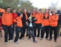 Club participante en la Granadella Trail 2014 Jávea