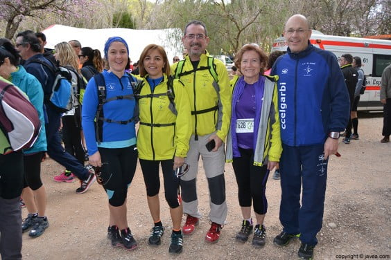 Granadella Trail 2014 Jávea