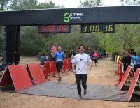 Meta de la Granadella Trail 2014