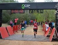Meta de la Granadella Trail Xàbia 2014