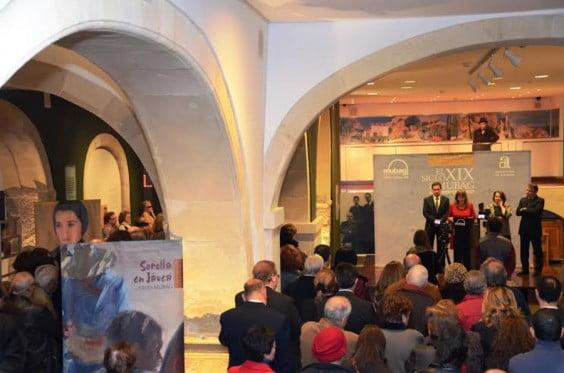 Exposición Sorolla en Jávea en el Museo de Bellas Artes de Alicante