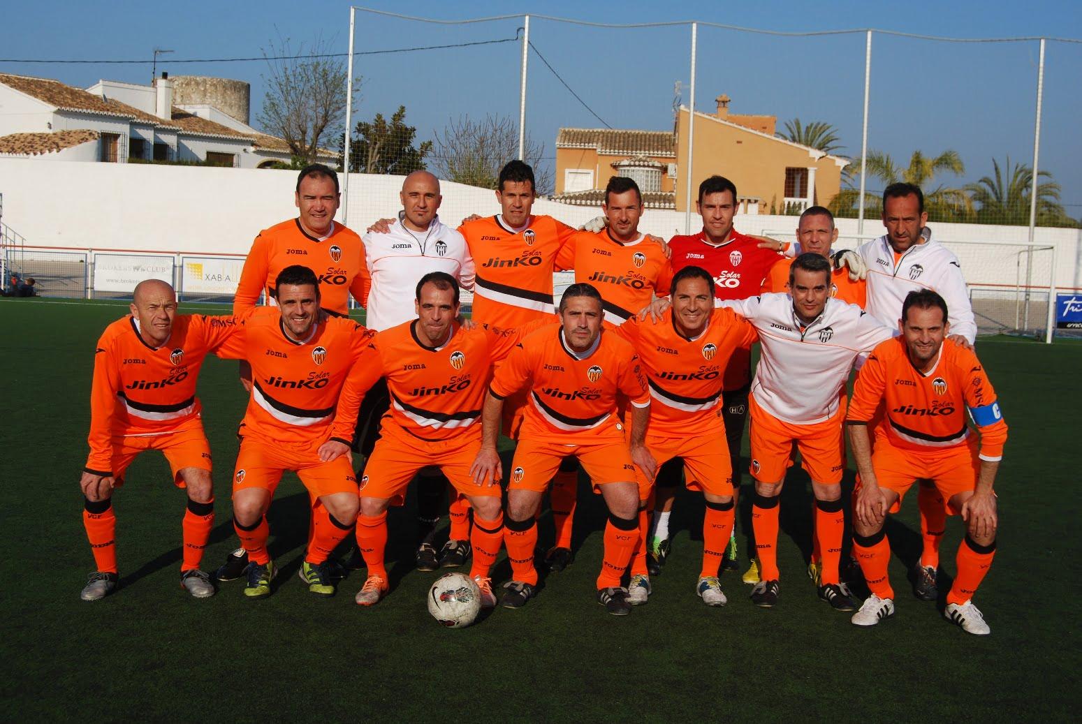 Valencia veteranos j x for Saneamientos valencia