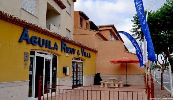 Aguila Rent a Villa Jávea
