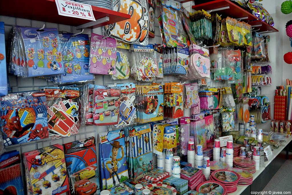 Articulos decoracion fiestas infantiles hogar y ideas de for Articulos decoracion hogar baratos