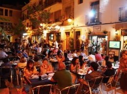 Shopping Night en Jávea