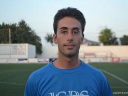 Álex Bertó uno de los goleadores del CD. Jávea