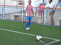 Dani García autor de uno de los goles javienses