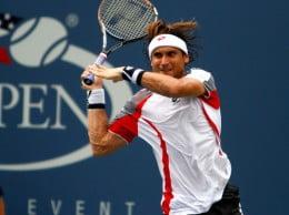 David Ferrer no tuvo desgaste en el Open USA 2014