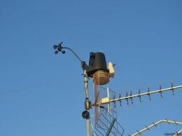 Estación Meteorológica del puerto de Jávea de Toni Bolufer de Meteoxabia