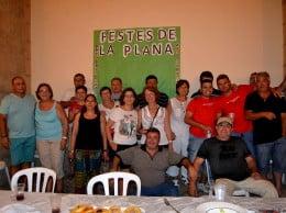 Mayorales y mayoralesas de las fiestas Mare de Déu dels Àngels del 2015