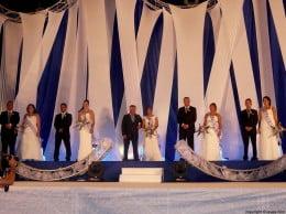 Presentación de las fiestas Mare de Déu de Loreto del pasado año 2013