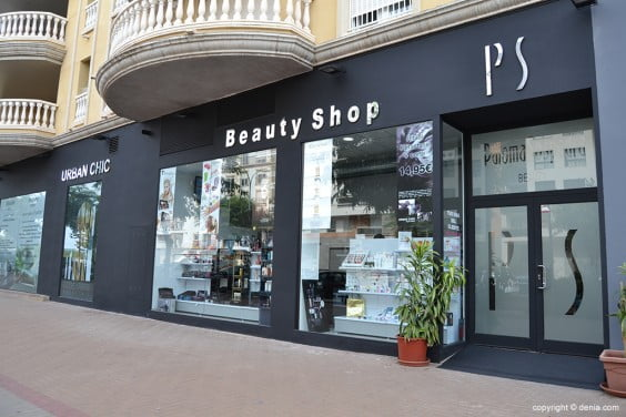 Beauty Shop Paloma Sospedra