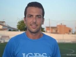 Fº. Javier Santafé autor del gol en Calpe