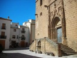 Plaza de la Iglesia Xàbia