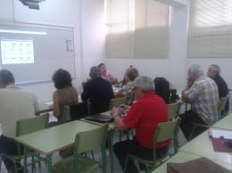 Alumnos cursos UNED Senior