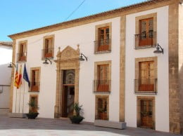 Ayuntamiento de Xàbia