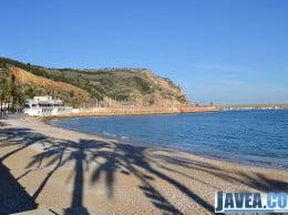 Playa de la Grava de Aduanas del Mar
