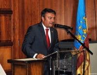 El alcalde de Xàbia, José Chulvi Español