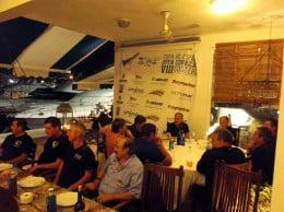 Presentación de la nueva edición del campeonato de pesca al Currycane