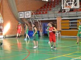 Partido del equipo juvenil femenino del CB. Joventut Xàbia (2)
