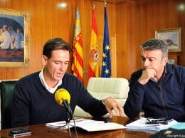 El edil de Hacienda, Óscar Antón, ha valorado los presupuestos de 2015