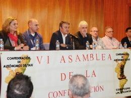 VI Asamblea de la Confederación de Autónomos del Taxi de la Comunidad Valenciana 2