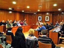 El último pleno del año aprobó la ordenanza de convivencia ciudadana