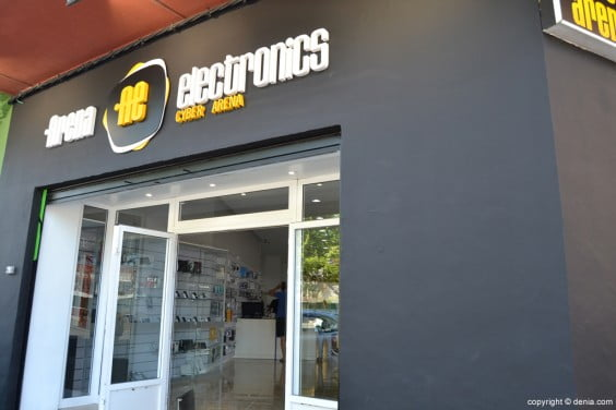 Arena Electronics en Dénia