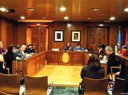 Reunión del Consell de Cultura de diciembre de 2014