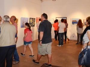 Exposición en Casa Tena