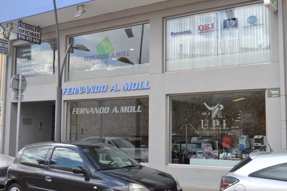 Fernando Moll en Dénia